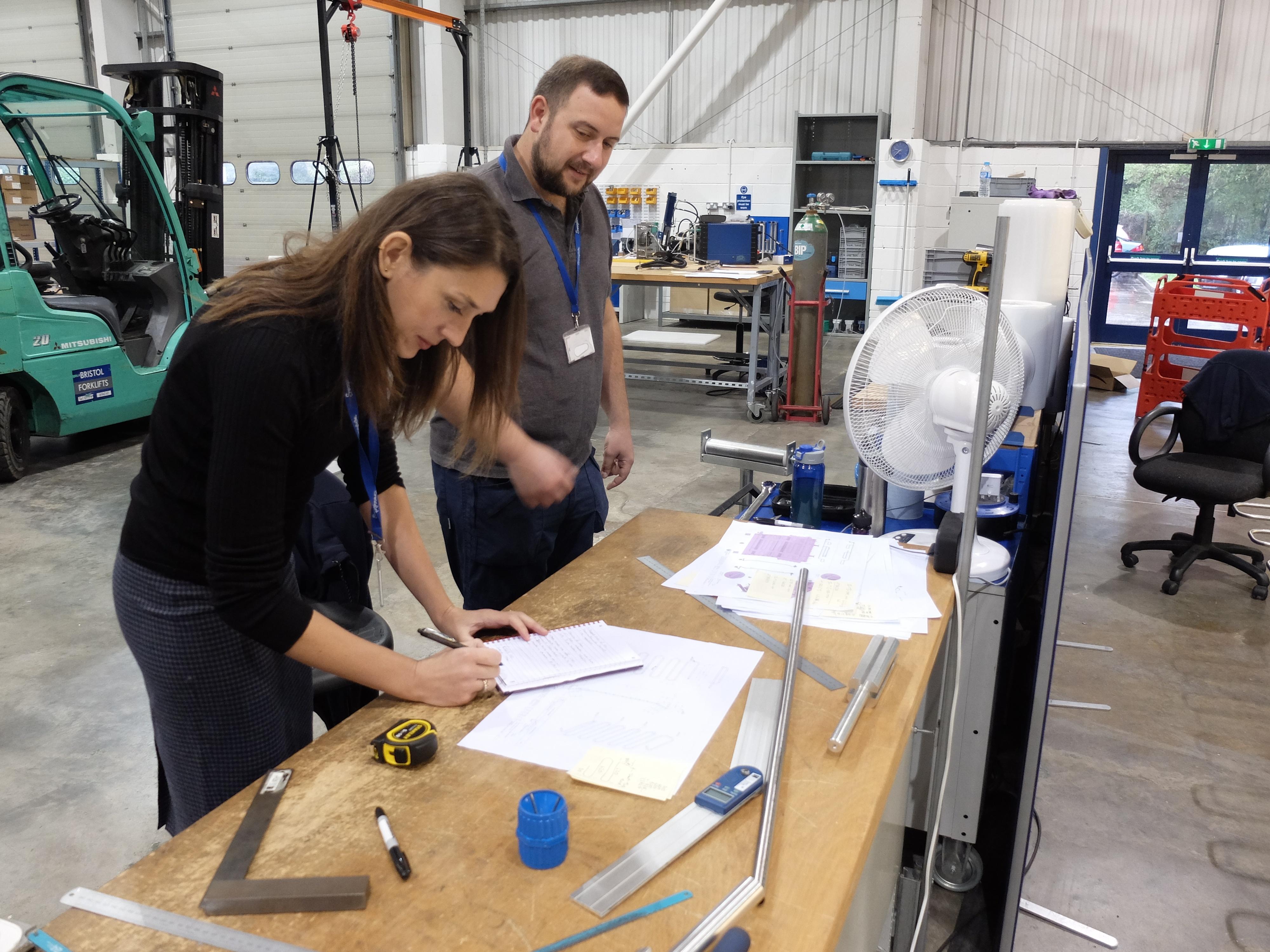 Swagelok Bristol Workshop