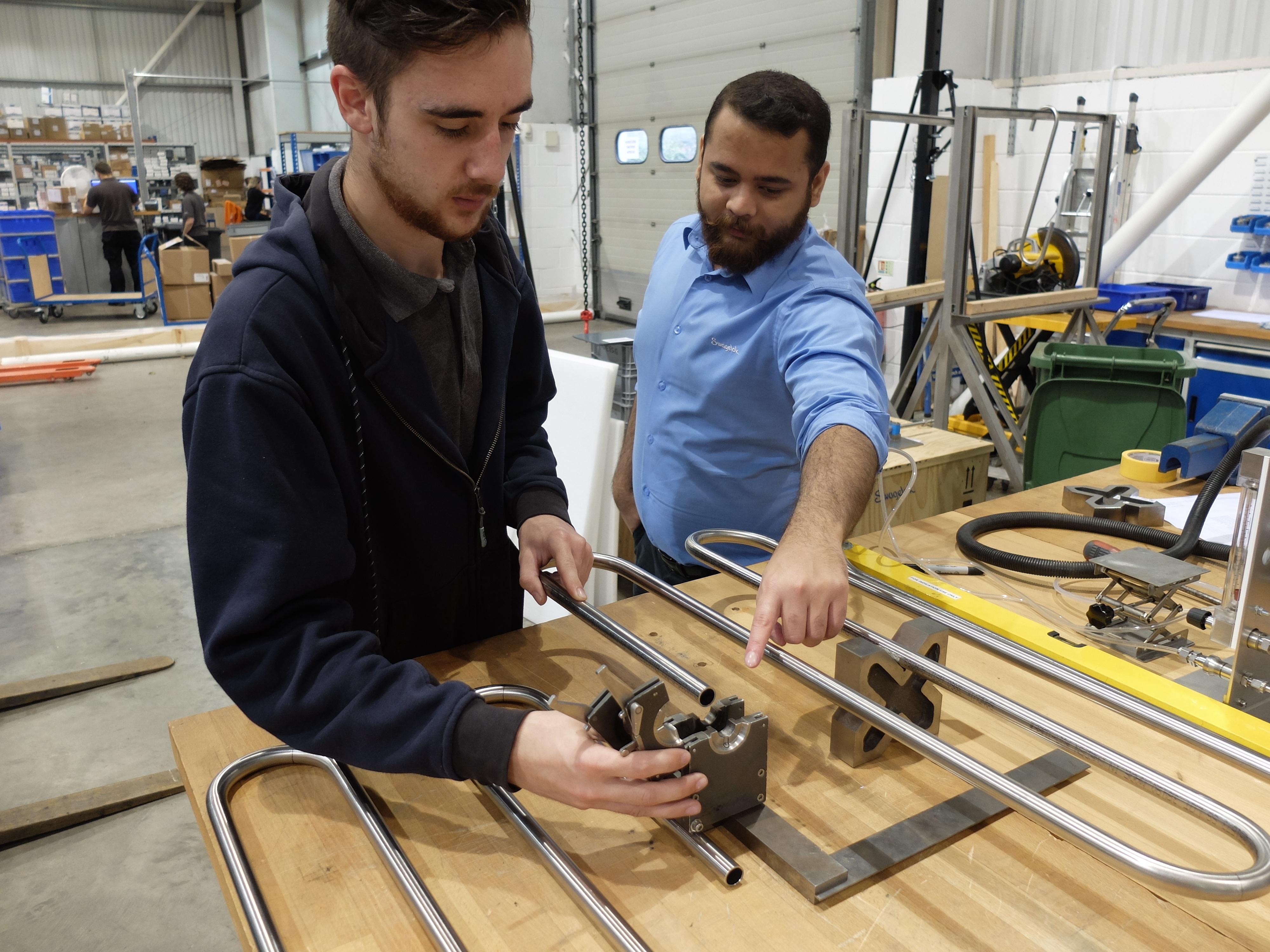 Swagelok Bristol Fabrication