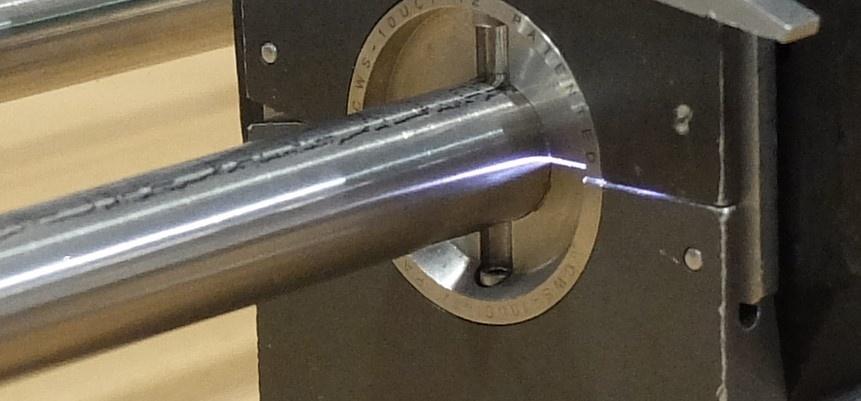 Swagelok Bristol Orbital Welding In Process