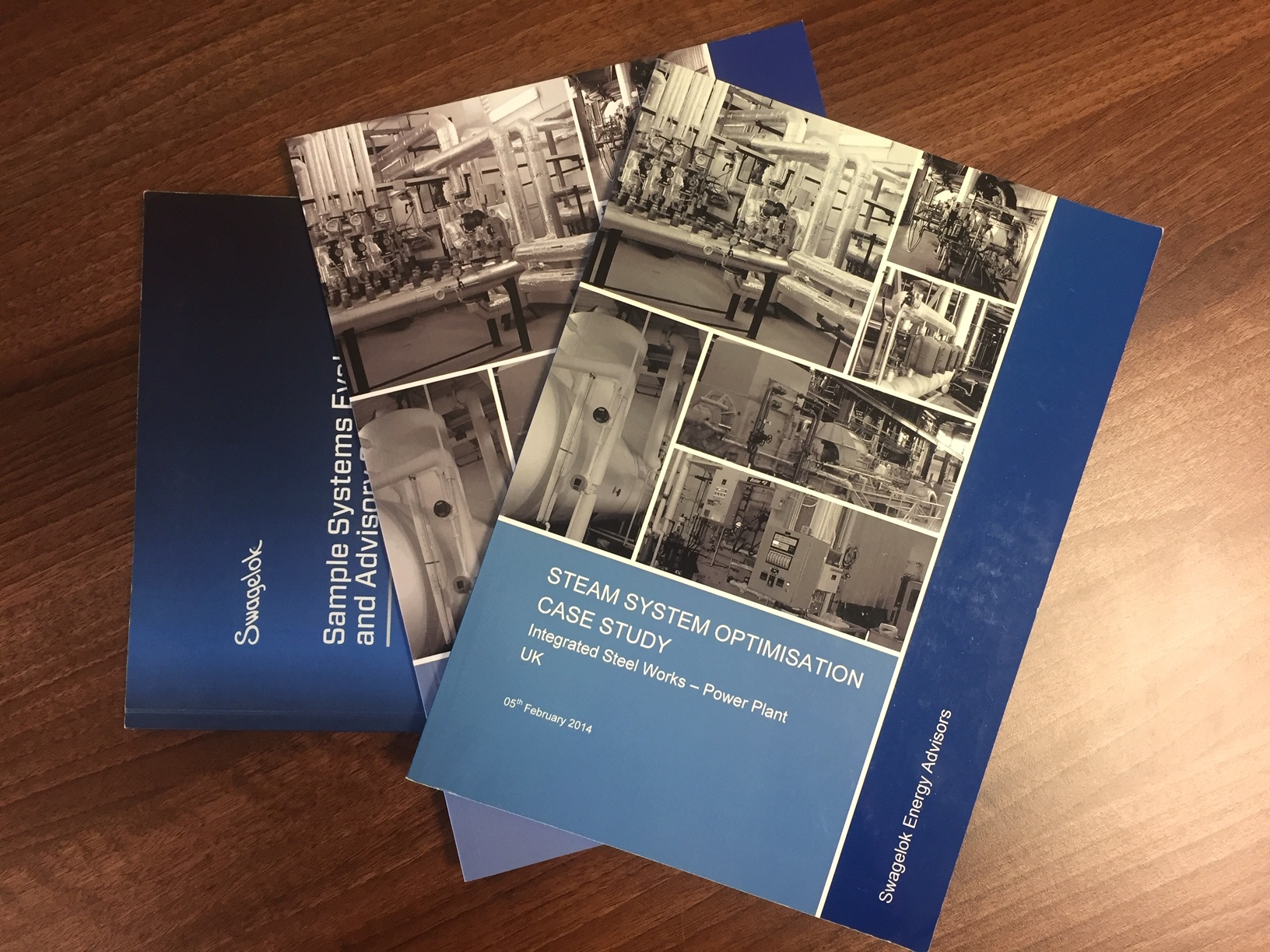 Swagelok Bristol Evaluation Reports