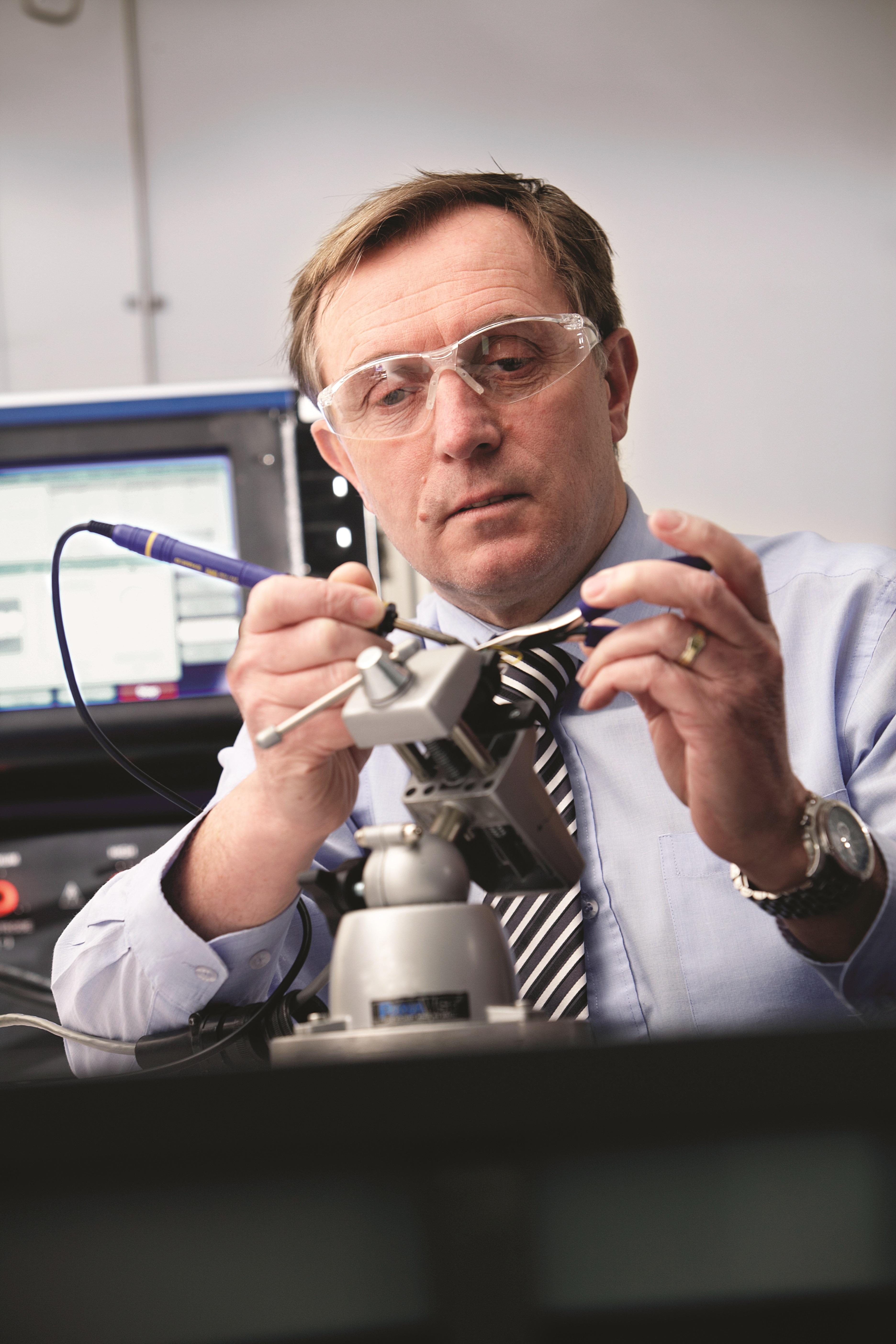 Swagelok Bristol Lab