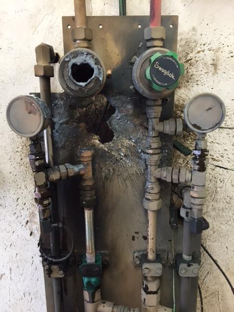 Regulator Failure
