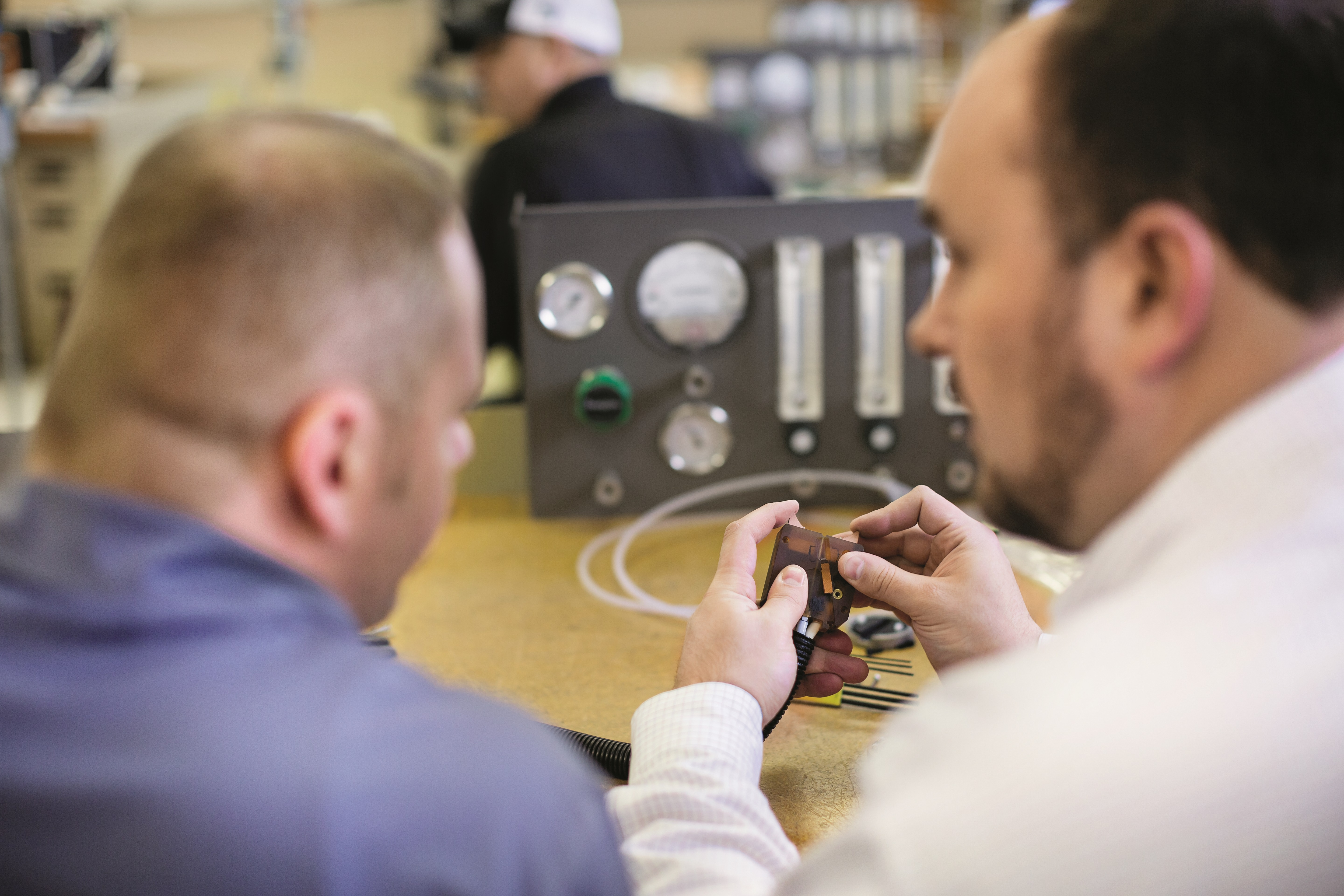Swagelok Bristol Orbital Welding Training