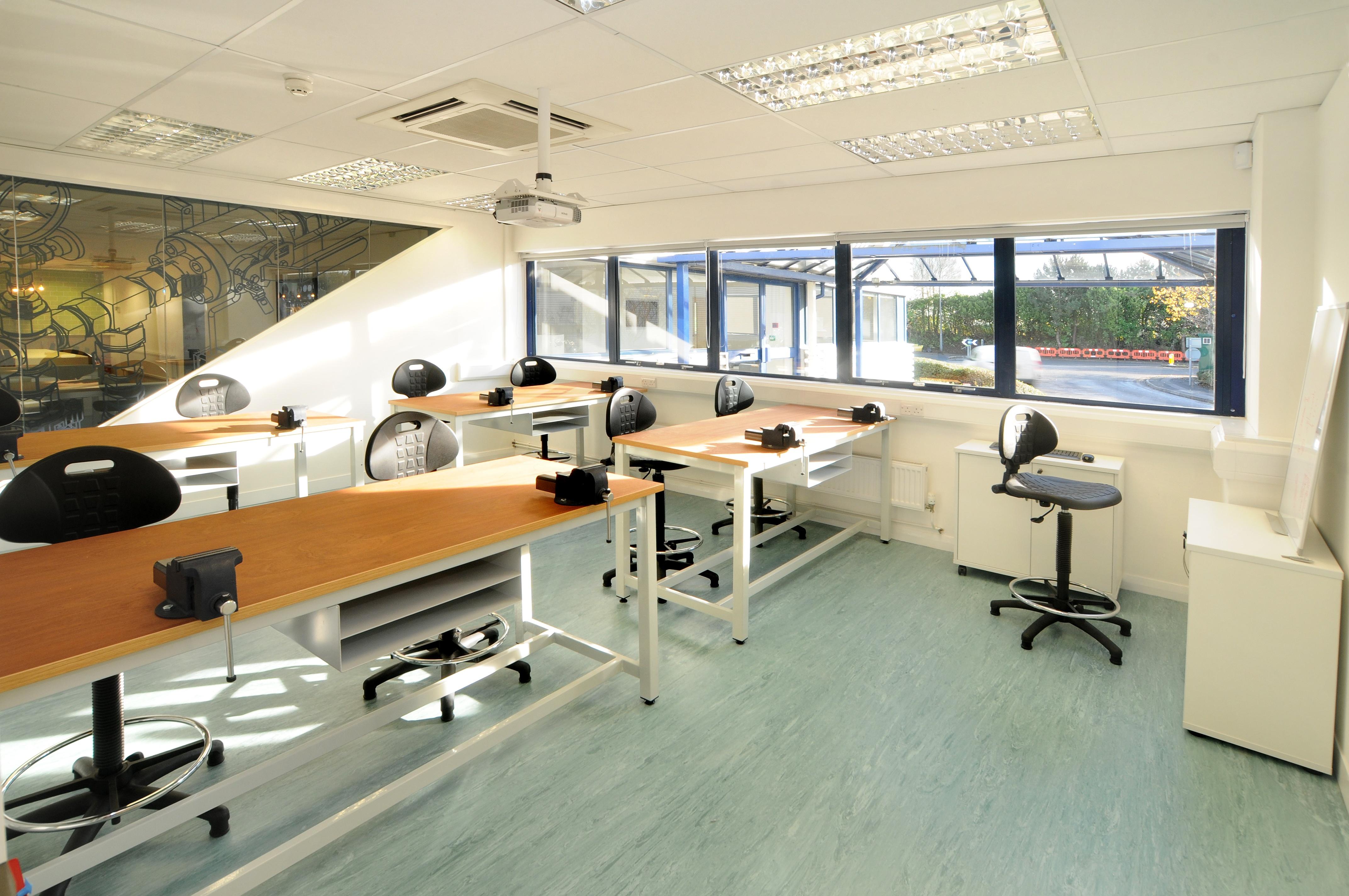 Swagelok Bristol Technical Training Room