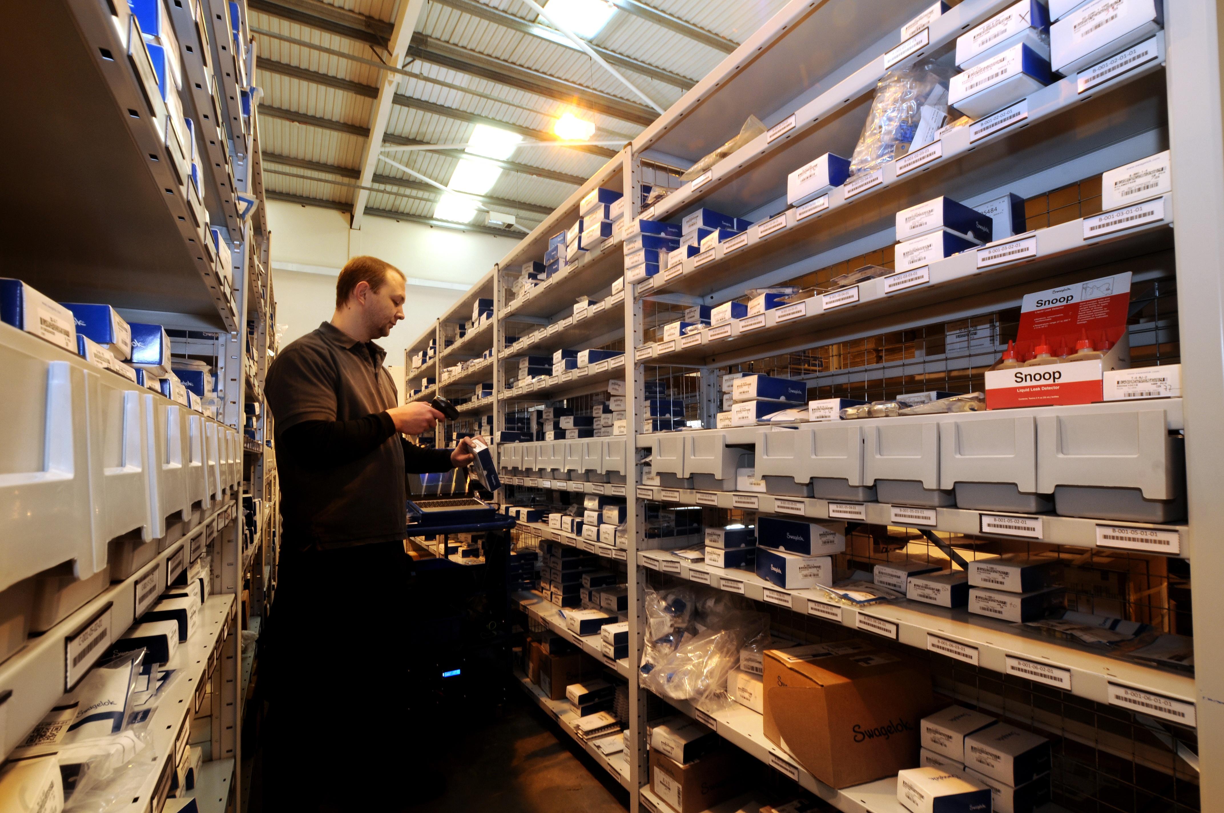 Swagelok Bristol Warehouse